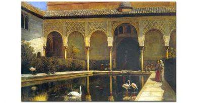 Edwin Lord Weeks Elhamra sarayı
