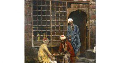 Edwin Lord Weeks Satranç Kahire