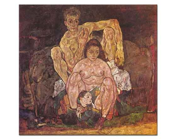 Egon Schiele Aile