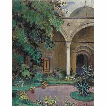 Elif Naci Topkapı Sarayı