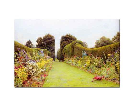 Ernest Arthur Rowe Bahçe