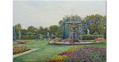Ernest Arthur Rowe Lincolnshire Çeşme
