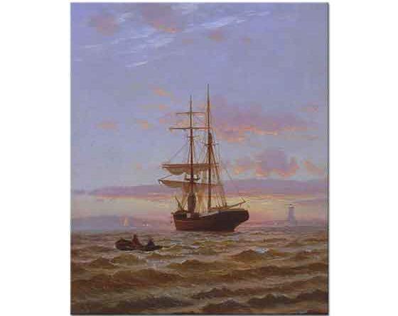 Francis Augustus Silva Deniz Feneri New York