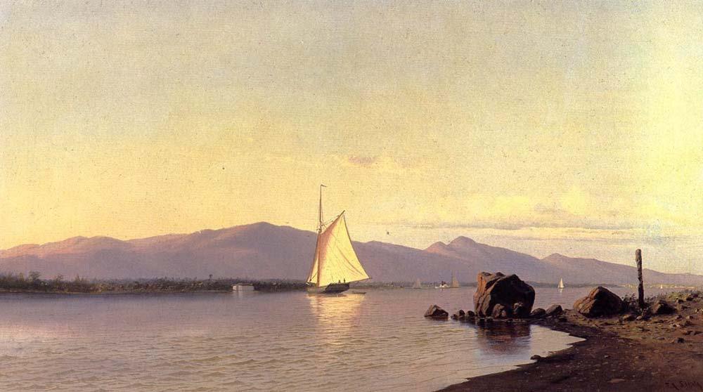 Francis Augustus Silva Kingston Hudson Nehri