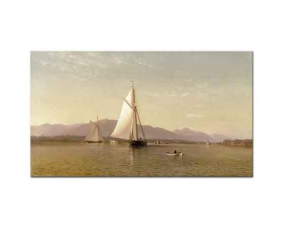 Francis Augustus Silva Tappan Denizinde