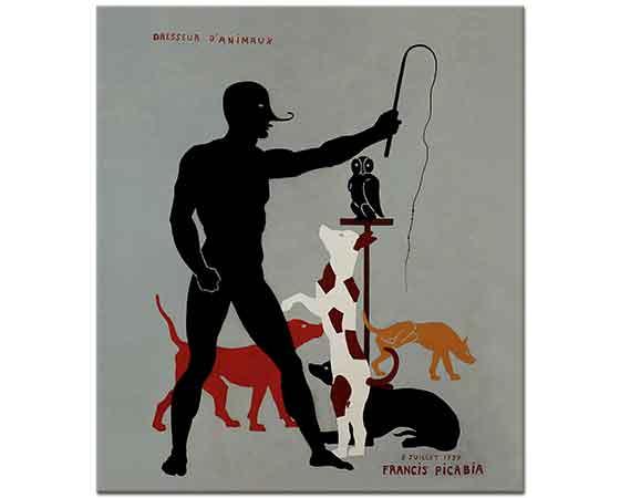 Francis Picabia Hayvan Terbiyecisi