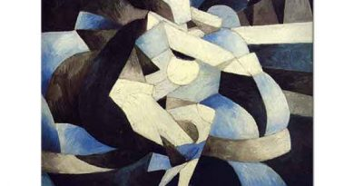 Francis Picabia Hüzünlü Figür