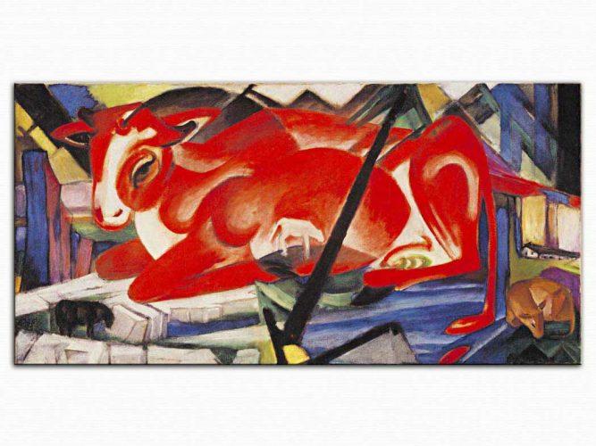 Franz Marc dünya ineği