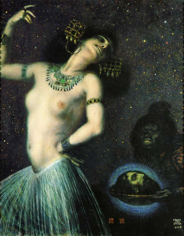 Franz von Stuck Salome