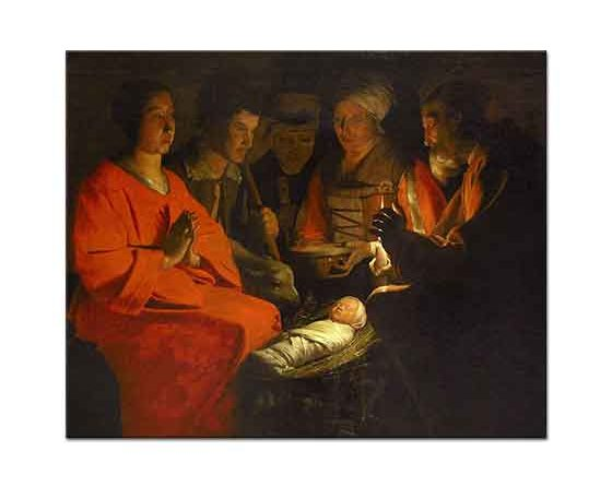 Georges de La Tour Dua