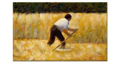 Georges Seurat Azrail Gibi
