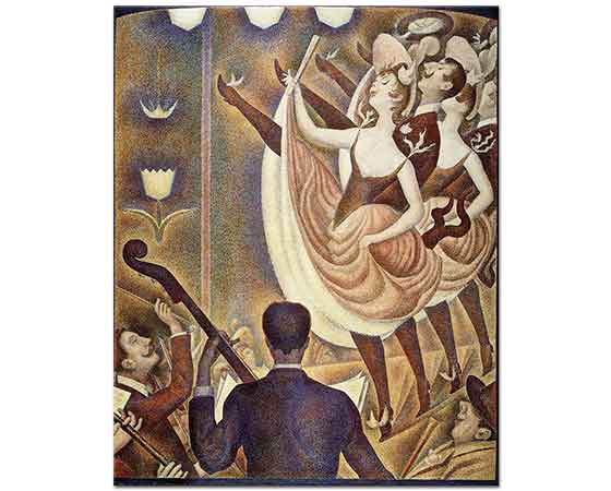 Georges Seurat Dansçılar