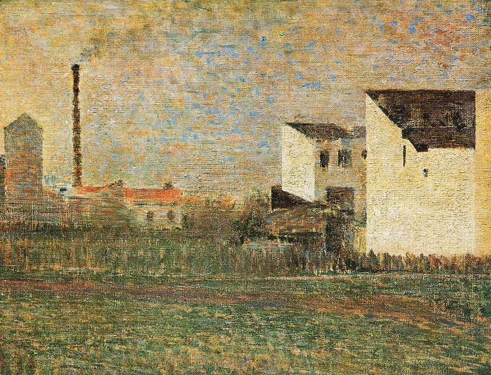 Georges Seurat Fabrika