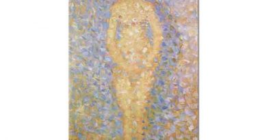 Georges Seurat Nü