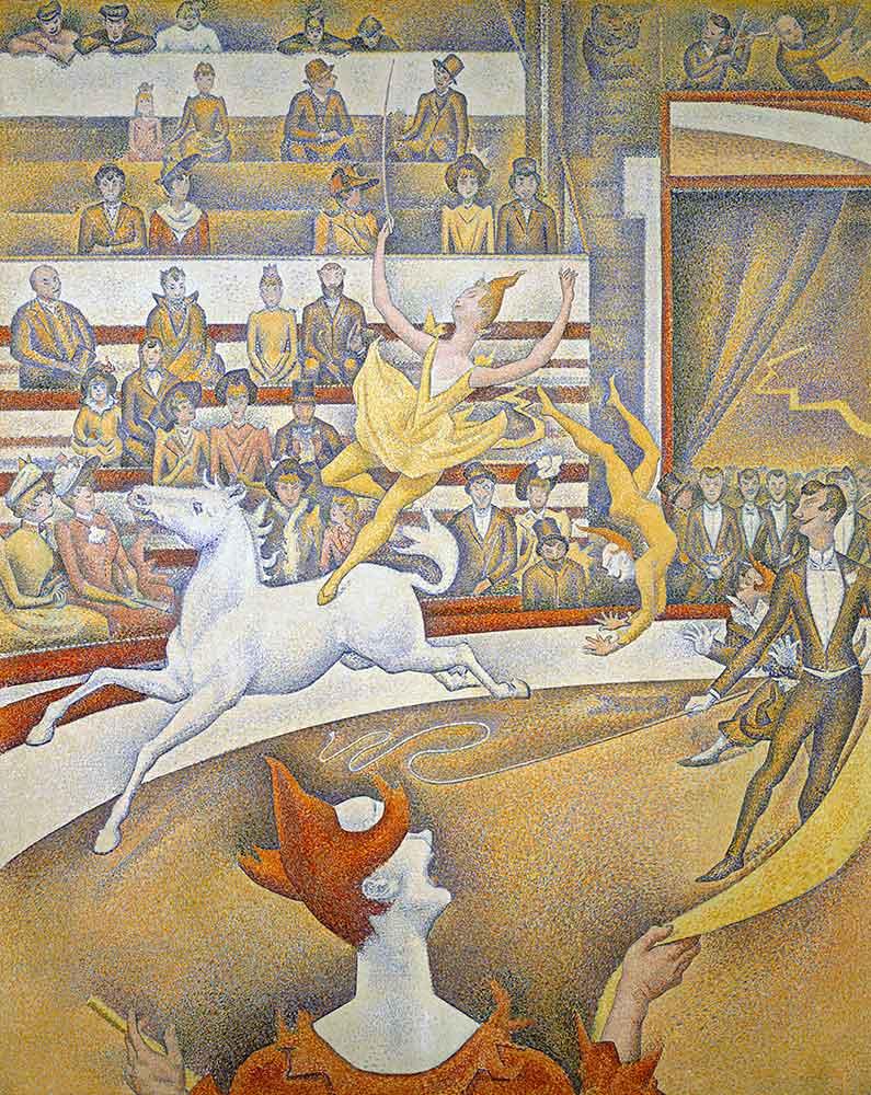 Georges Seurat Sirk