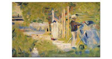 Georges Seurat Tamir