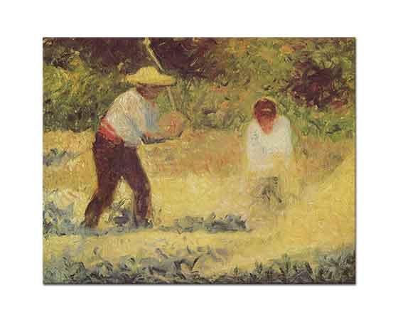 Georges Seurat Taşçı
