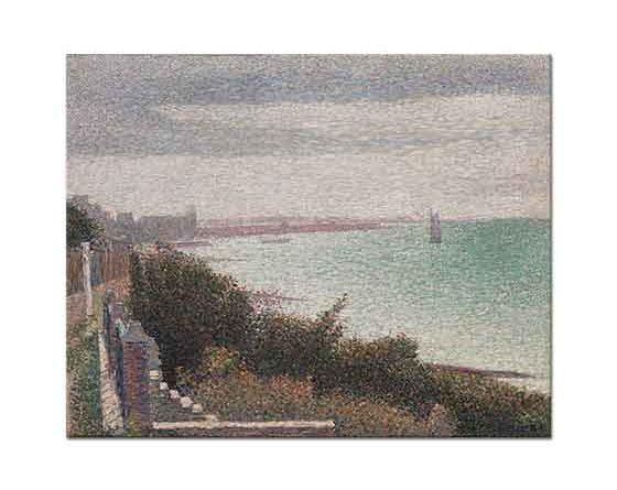 Georges Seurat Yelkenli