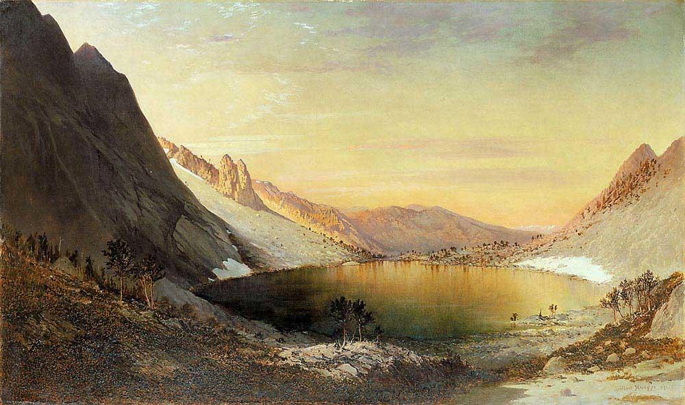 Gilbert Davis Munger Marian Gölü Nevada