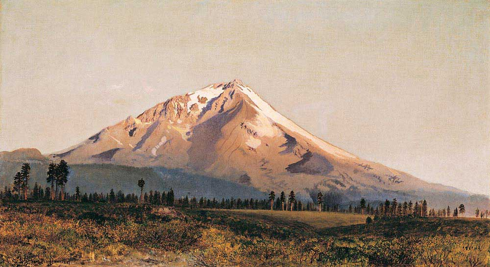 Gilbert Davis Munger Shasta Dağı