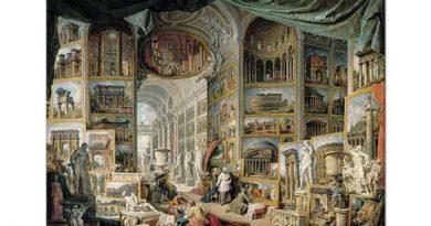 Giovanni Paolo Pannini Antik Roma