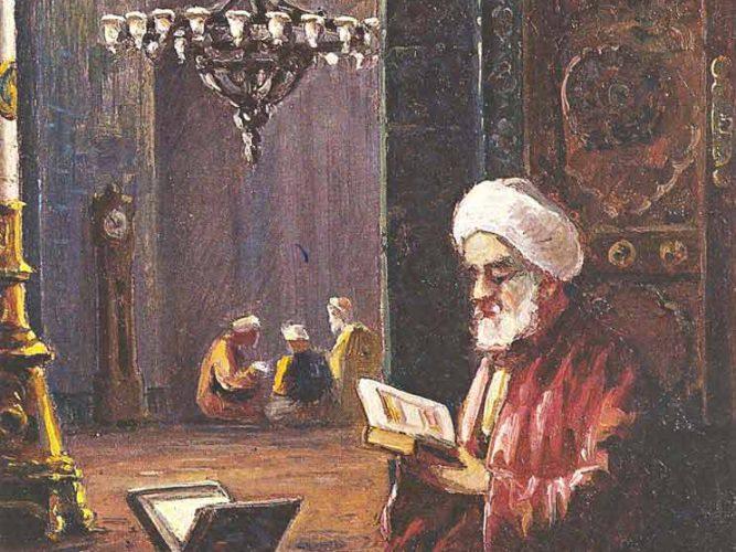 Halid Naci Cami içinde