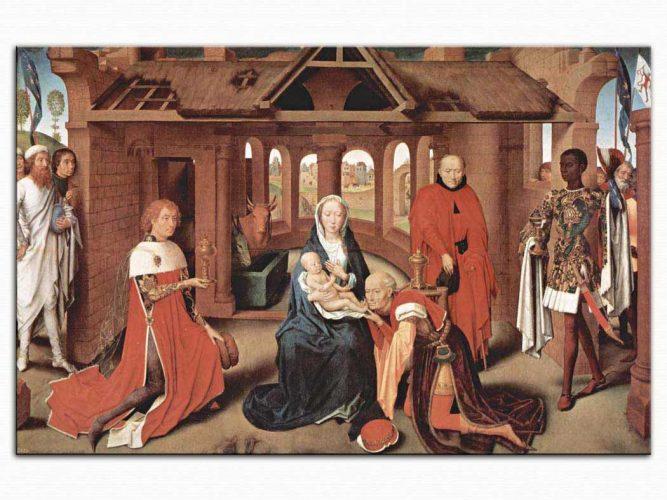 Hans Memling Kralların Tazimi
