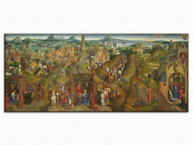 Hans Memling Meryem'in Yaşamından
