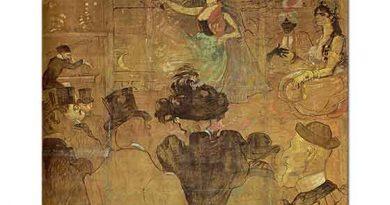 Henri de Toulouse Lautrec Dans Ederken