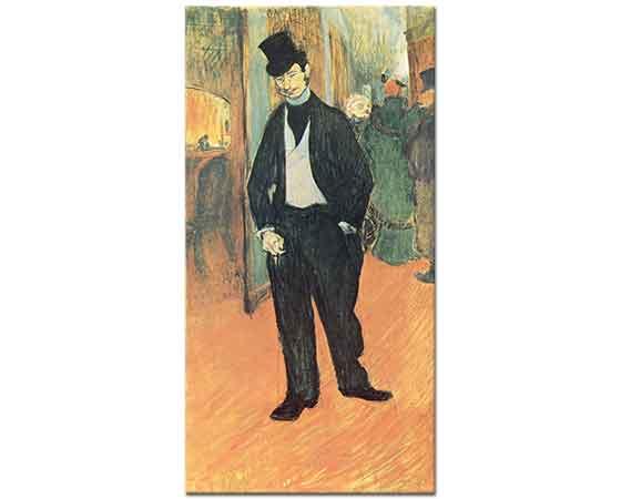 Henri de Toulouse Lautrec Gabriel Celeyran