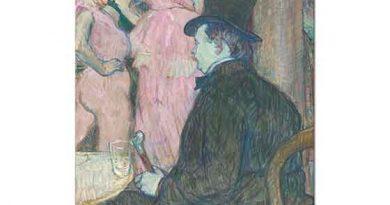 Henri de Toulouse Lautrec Gece Klübü