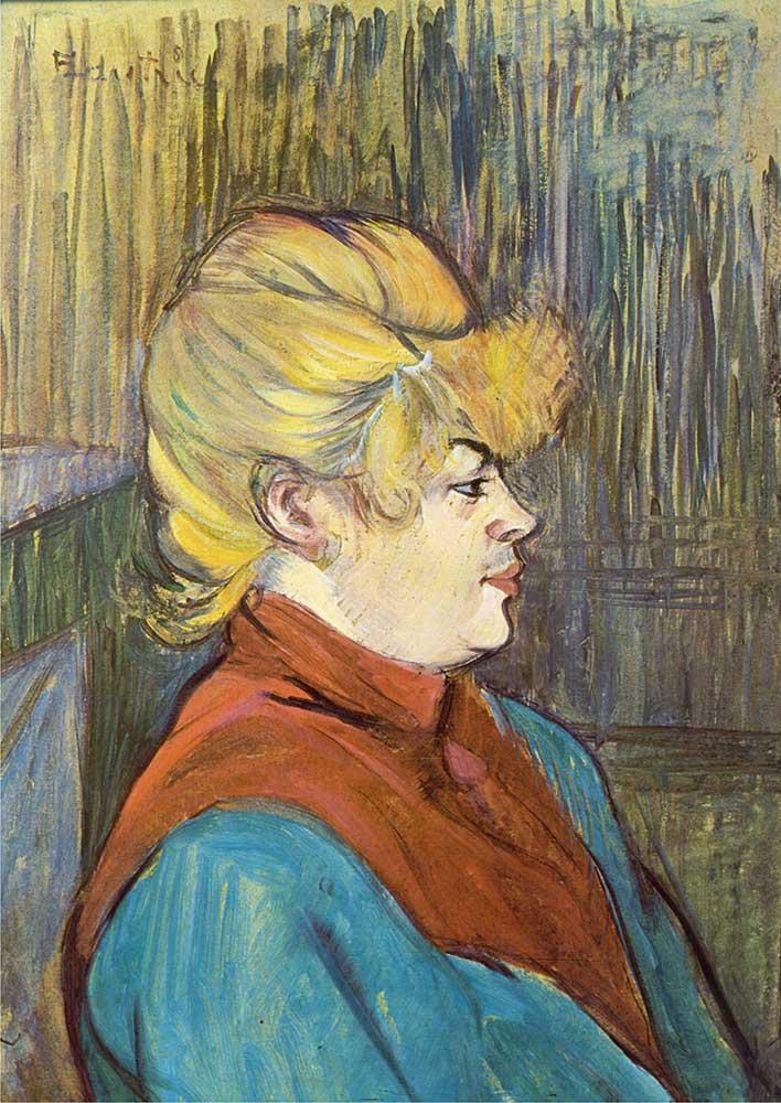 Henri de Toulouse Lautrec Genelev Mahkümu