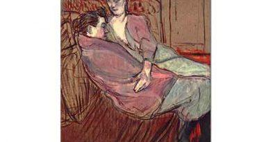 Henri de Toulouse Lautrec iki Arkadaş