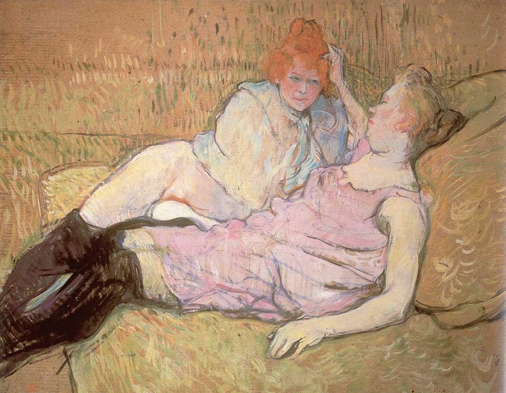 Henri de Toulouse Lautrec Kanapede
