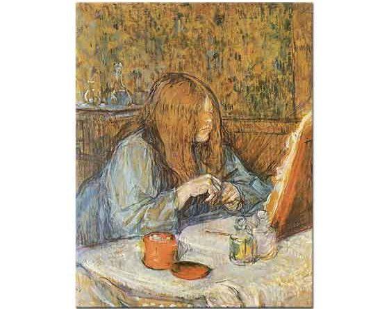 Henri de Toulouse Lautrec Madam Poupoule