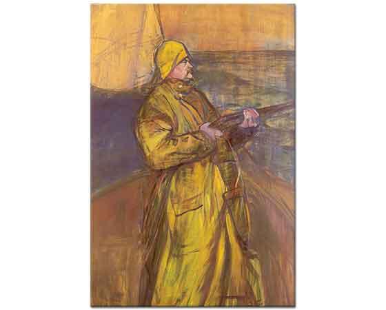 Henri de Toulouse Lautrec Maurice Joyant