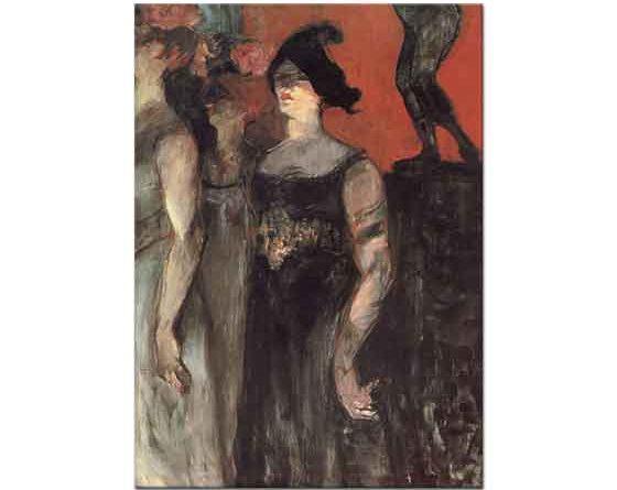 Henri de Toulouse Lautrec Messalina