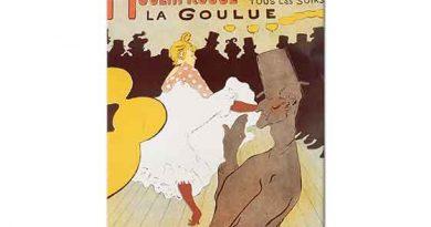 Henri de Toulouse Lautrec Moulin Rouge Açgözlü