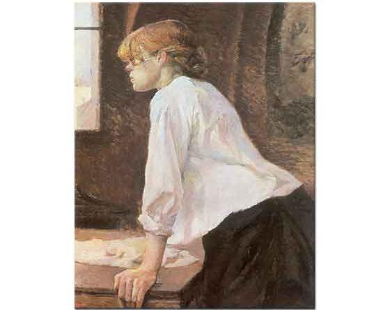 Henri de Toulouse Lautrec Pencerede