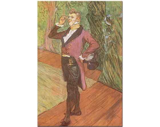 Henri de Toulouse Lautrec Sahnede