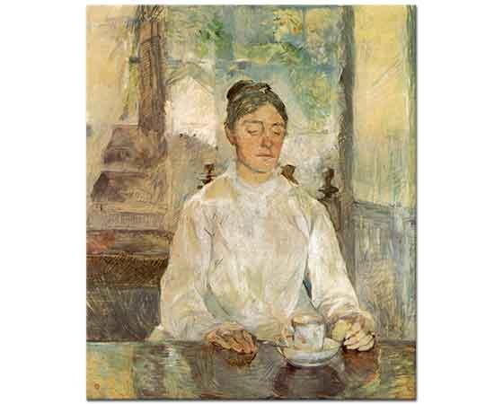 Henri de Toulouse Lautrec Sanatçının Annesi