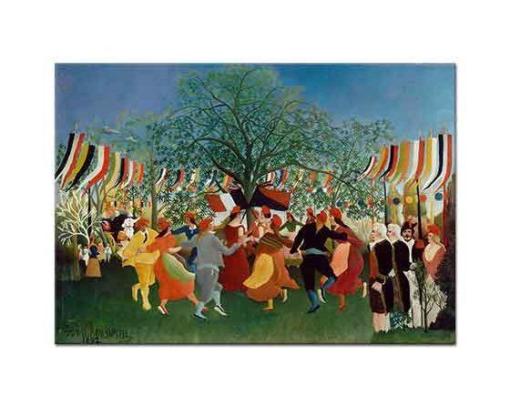 Henri Rousseau Bağımsızlık Kutlamaları
