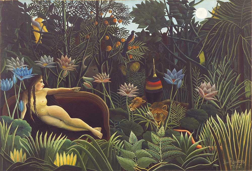 Henri Rousseau Rüya