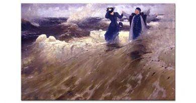 Ilya Efimovich Repin Özgürlük Hissi