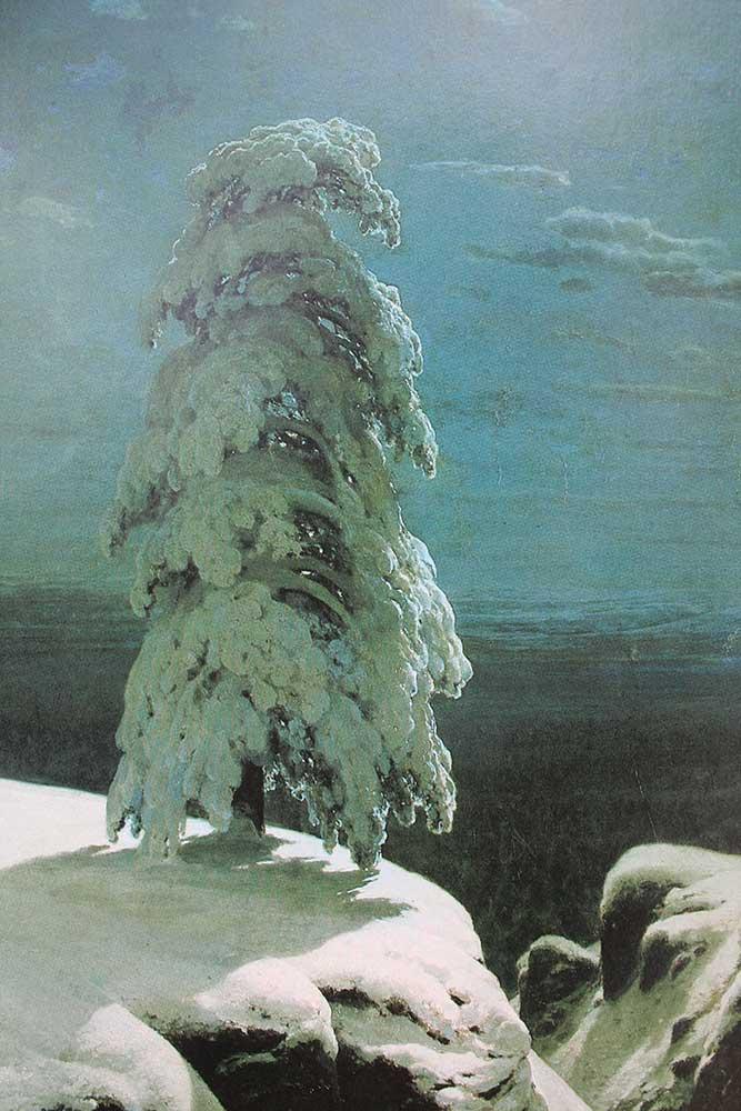 Ivan Shishkin Kış