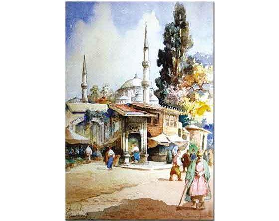 J Pavlikievich İstanbul