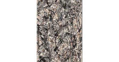 Jackson Pollock Katedral