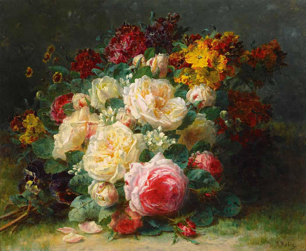 Jean Baptiste Robie Gül Buketi