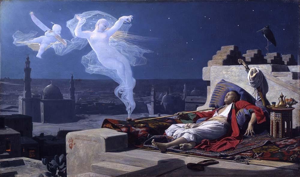 Jean Jules Antoine Lecomte du Nouy Hadımın Rüyası