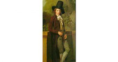 Johann Friedrich August Tischbein Portre